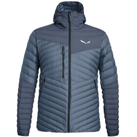 SALEWA Ortles Light 2 Hooded Down Jacket Men grisaille